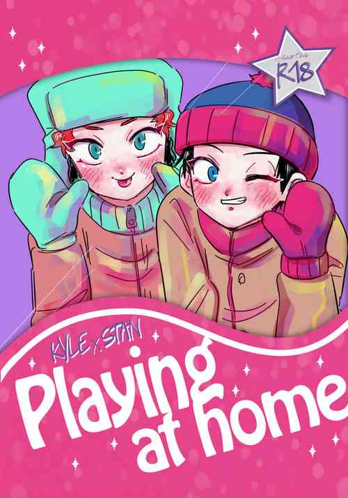 [カイスタ] Playing at home (South Park) [JP]